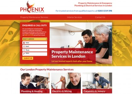 Property Maintenance Company in London