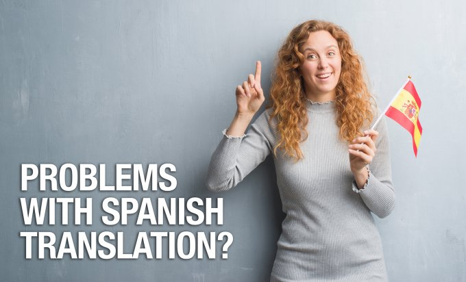 Spanish Translation Mistakes
