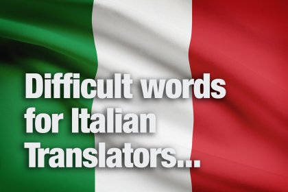 Italian Translators in London